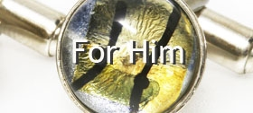 For Him - cufflinks by Gail Klevan