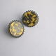 Forsythia gallery stud earrings
