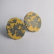 Forsythia stud earrings