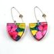 'Ghibli' Triangle Earrings
