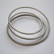 Round Hoops Bangle 3