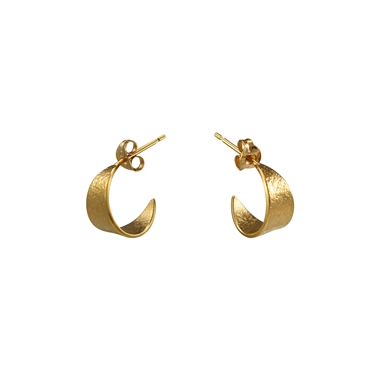 Icarus Small Hoop Earrings