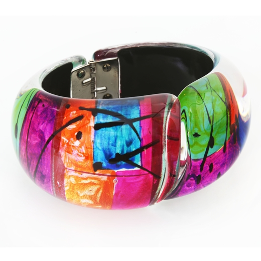 Venezia Hinged bangle