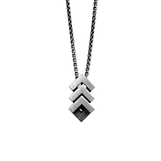 Rhythm Mini Pendant Oxidised