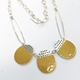 Buoy Neckpiece Yellow