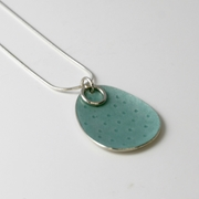TidalPendant sea-glass