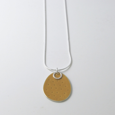 tTidal pendant yellow