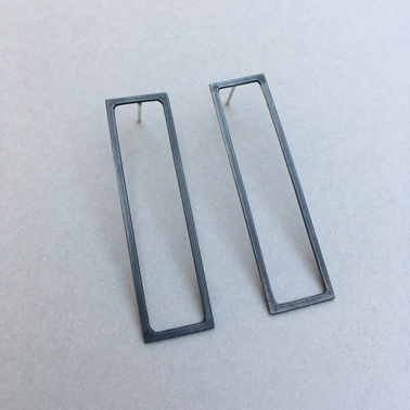 Rectangl earrings