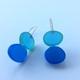 2 Ovals Earring