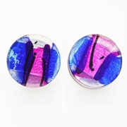 Azure Small Disc Studs