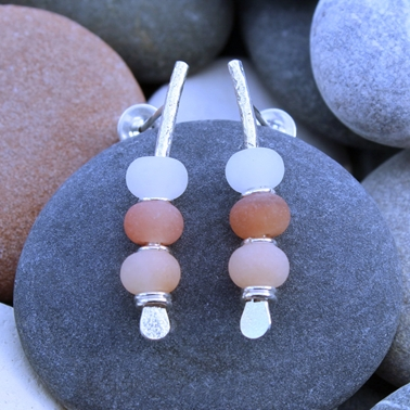 Seaside earrings no.11, 1