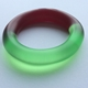 Bangle red/green