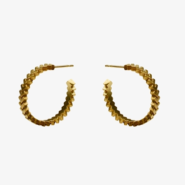 Sync Maxi Hoops Gold