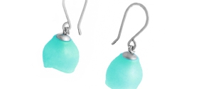 Jenny Llewellyn - Turquoise 1 Cup hooks