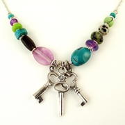 Key necklace two