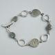 Labradorite bead bracelet