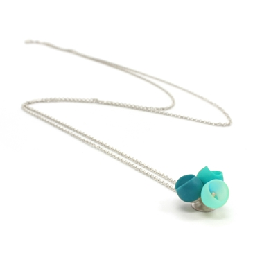 Sea Green Fade pendant