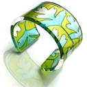 lime fade May cuff