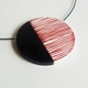 red Line Up necklace 03