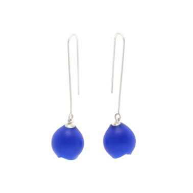 Royal Blue Long Drops