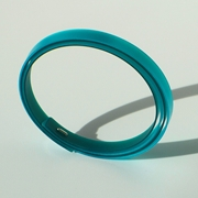 thin turquoise bangle