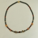 Necklace Hematite/cornelian 7 Full size