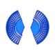Blue Helio Earrings