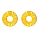 Yellow Sobrino Earrings