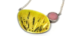 Miranda Sharpe - Petri Yellow Necklace