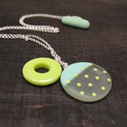 lime mix up pendant 1