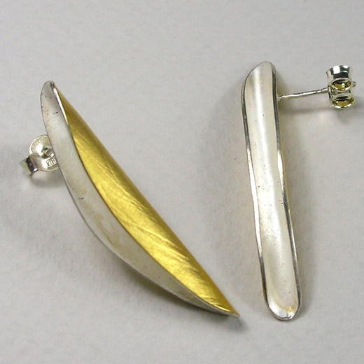 Quill ear stud