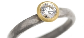 Natalie Jane Harris Diamond Ring