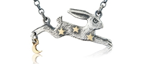 Nick Hubbard - Magical Hare Pendant