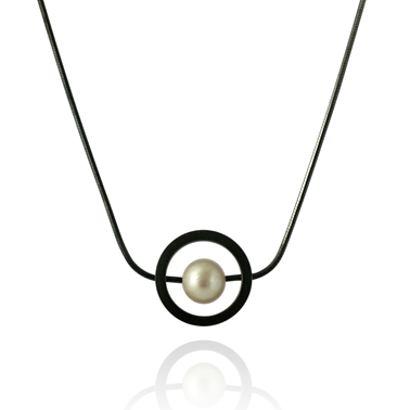 Orbit Halo Pendant