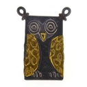 Owl brooch/pin