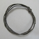 oxidised string bangle single knot