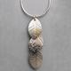 3 leaf pendant