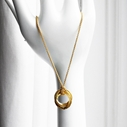 Entwined Circles Pendant