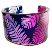 Pink Dip Conifer Cuff 45mm