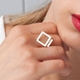 Cube ring- modelled