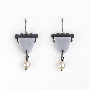 Raincloud Earrings