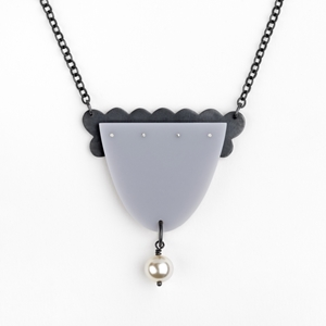 Raincloud Necklace
