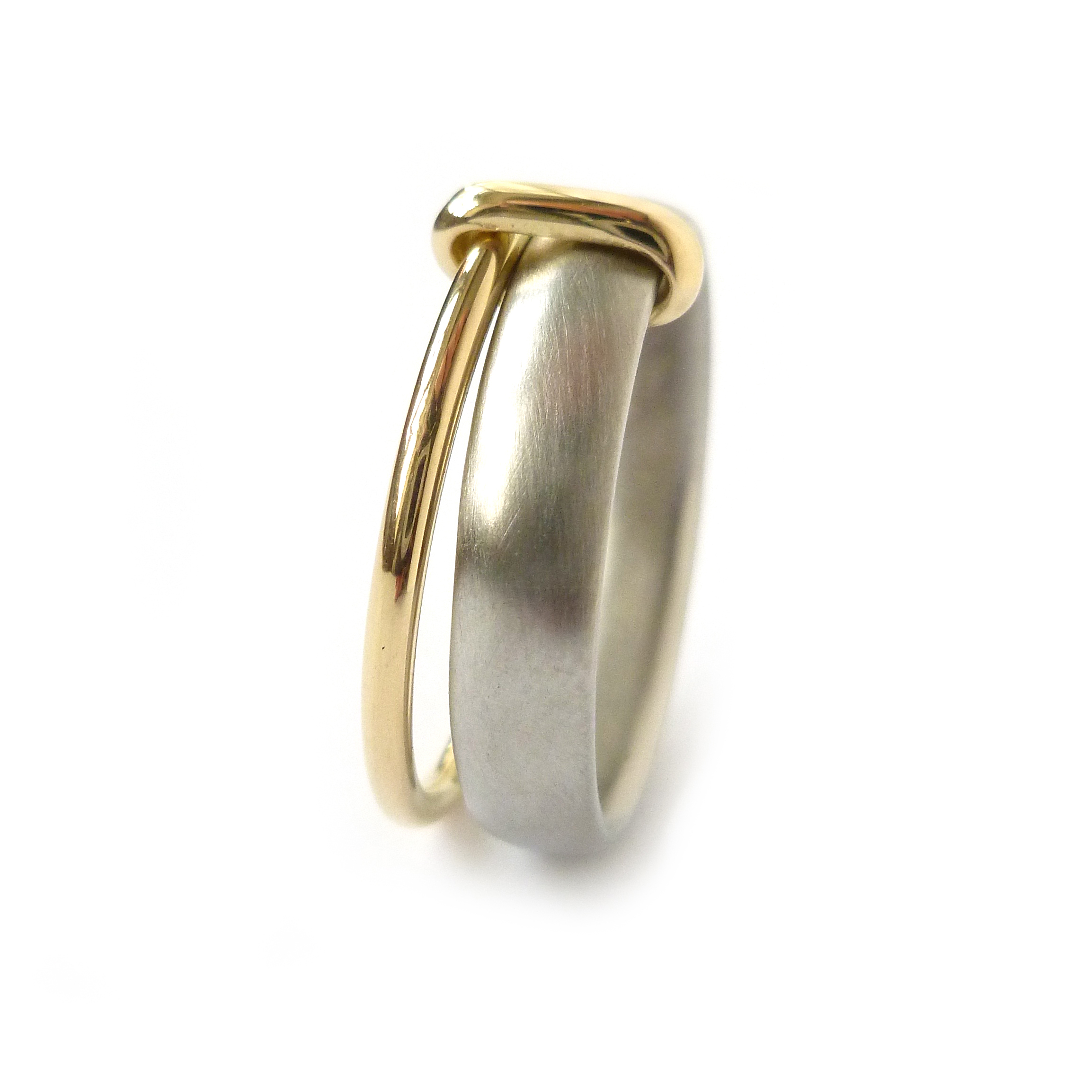 mccaul showcase engagement contemporary wave goldsmiths rings