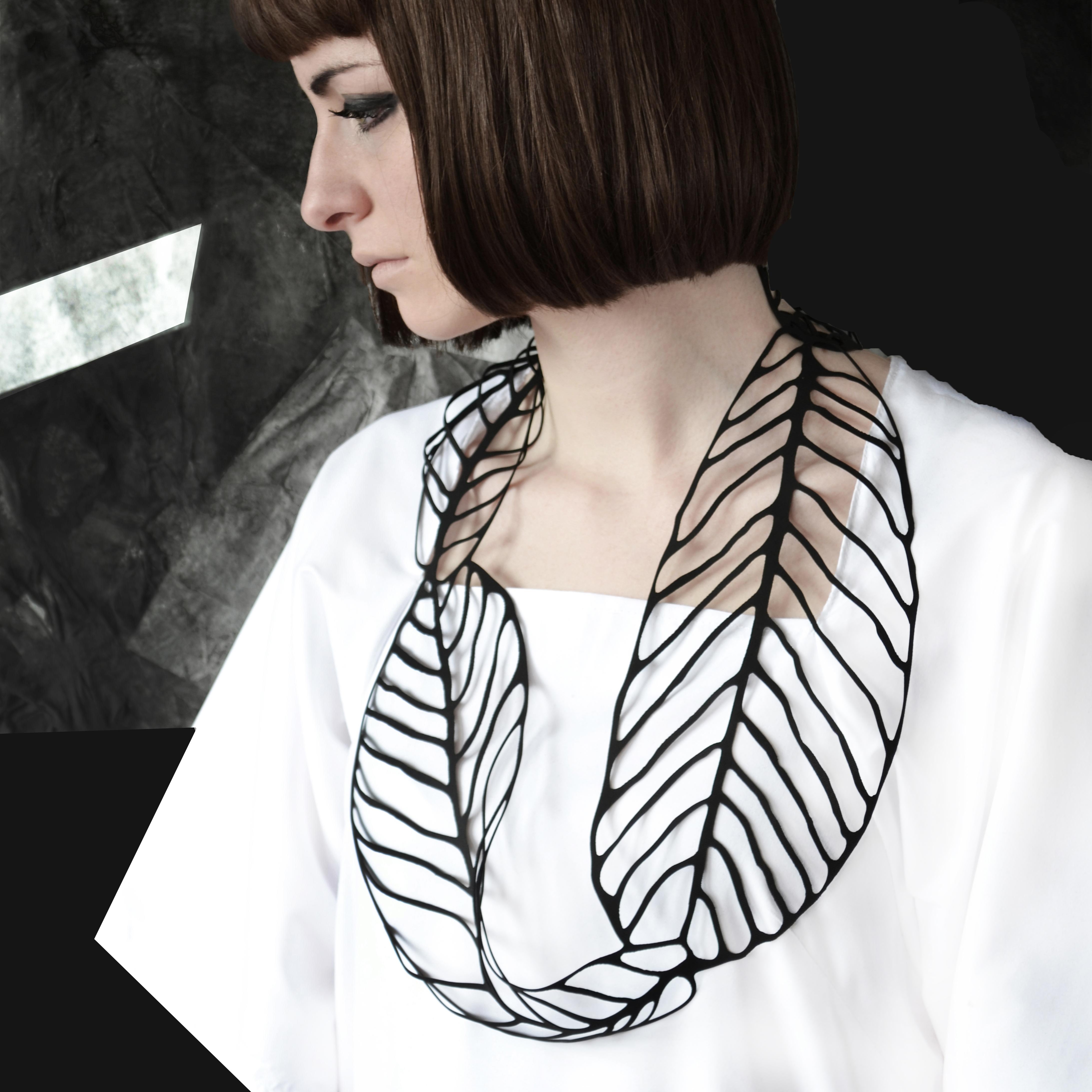 Laitia Necklace Contemporary Necklaces Pendants By