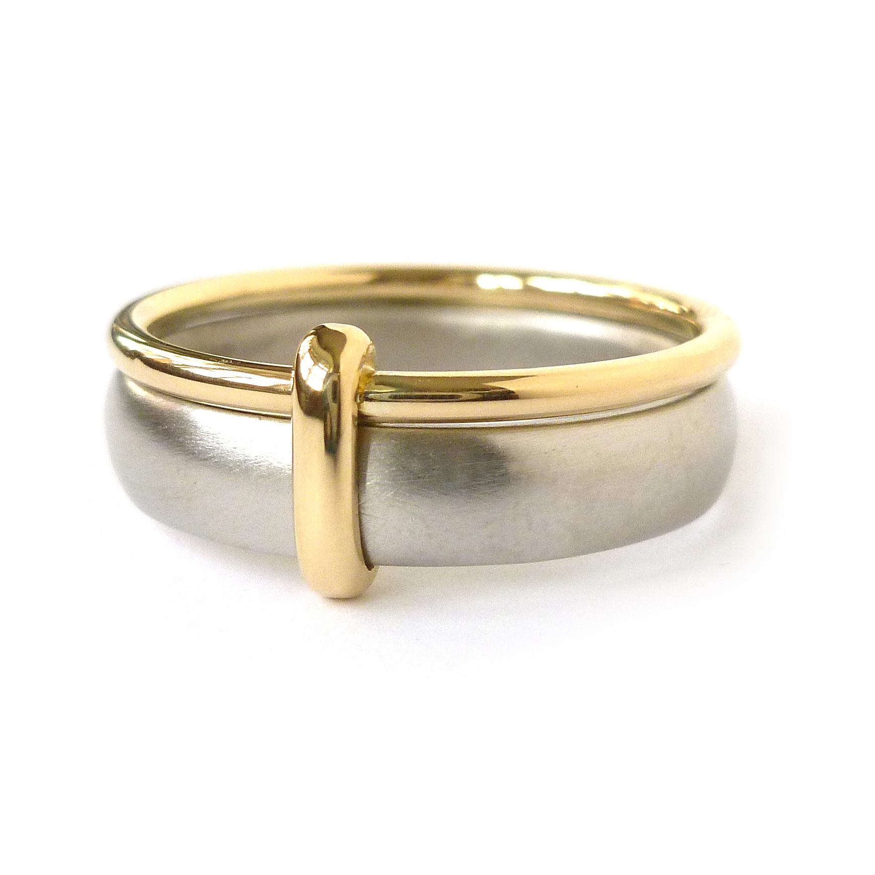 ring by rings jewellery gold contemporary bedford hannah granulated designer pin