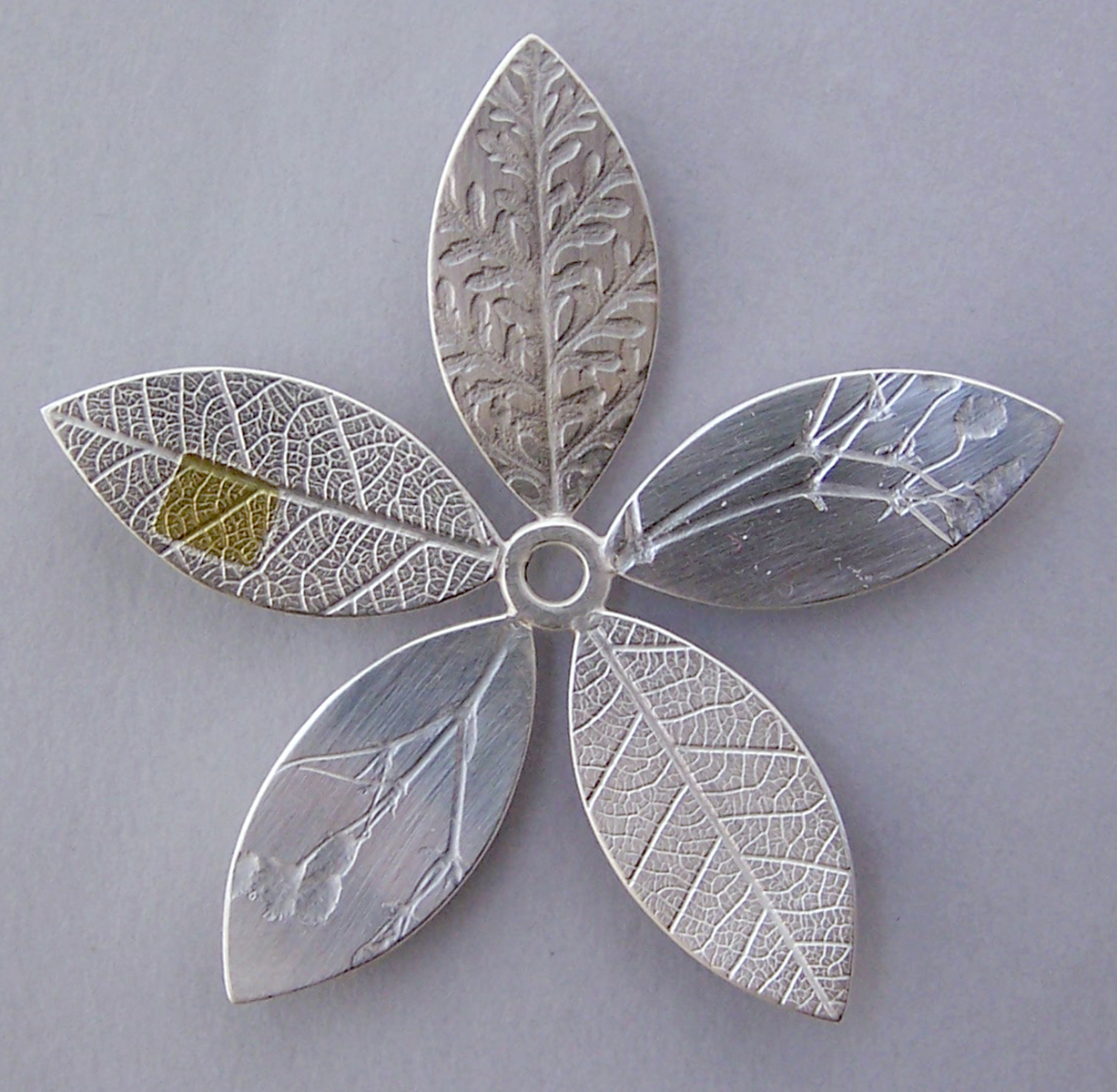 Flower Brooch Contemporary Brooches By Contemporary