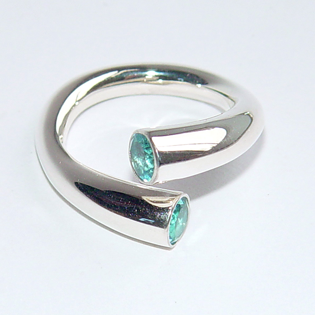 Solid silver bracelets