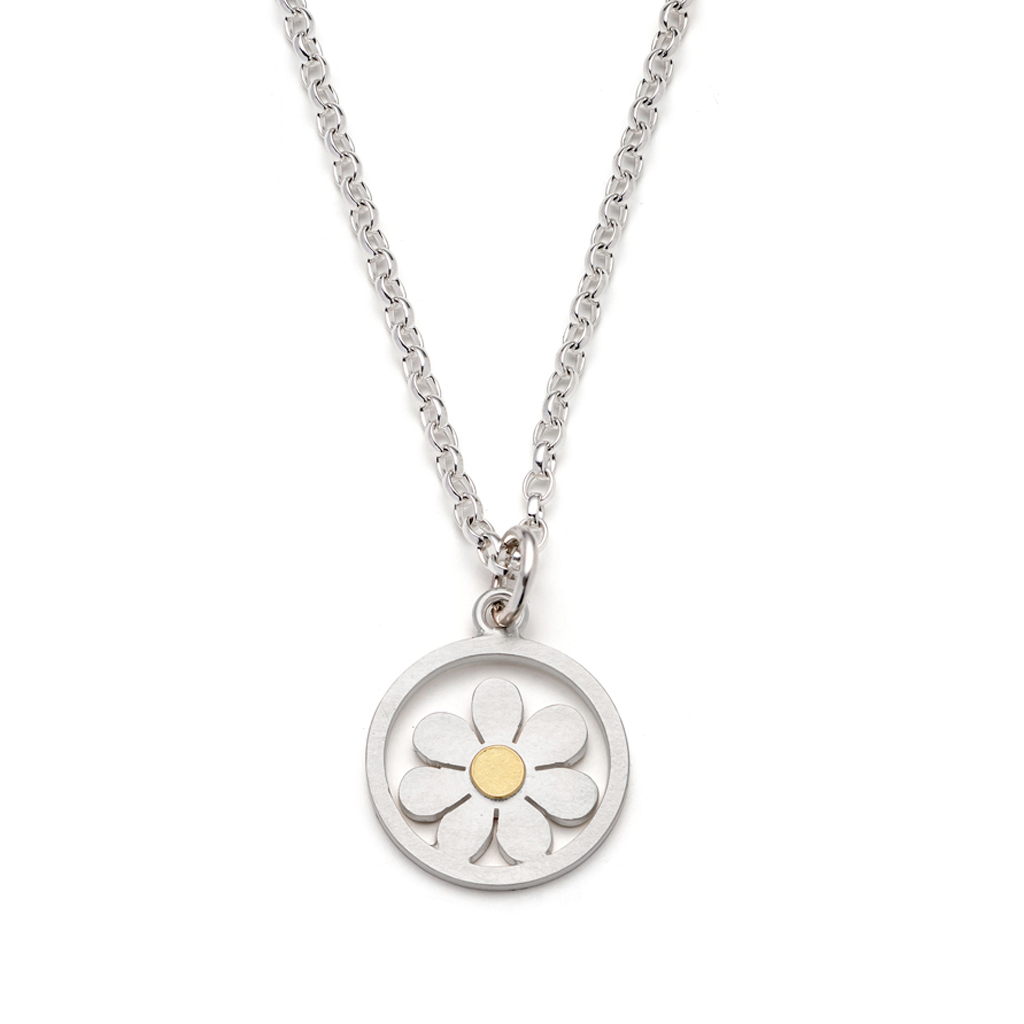 Forget me not pendant contemporary necklaces pendants by forget me not pendant aloadofball Gallery
