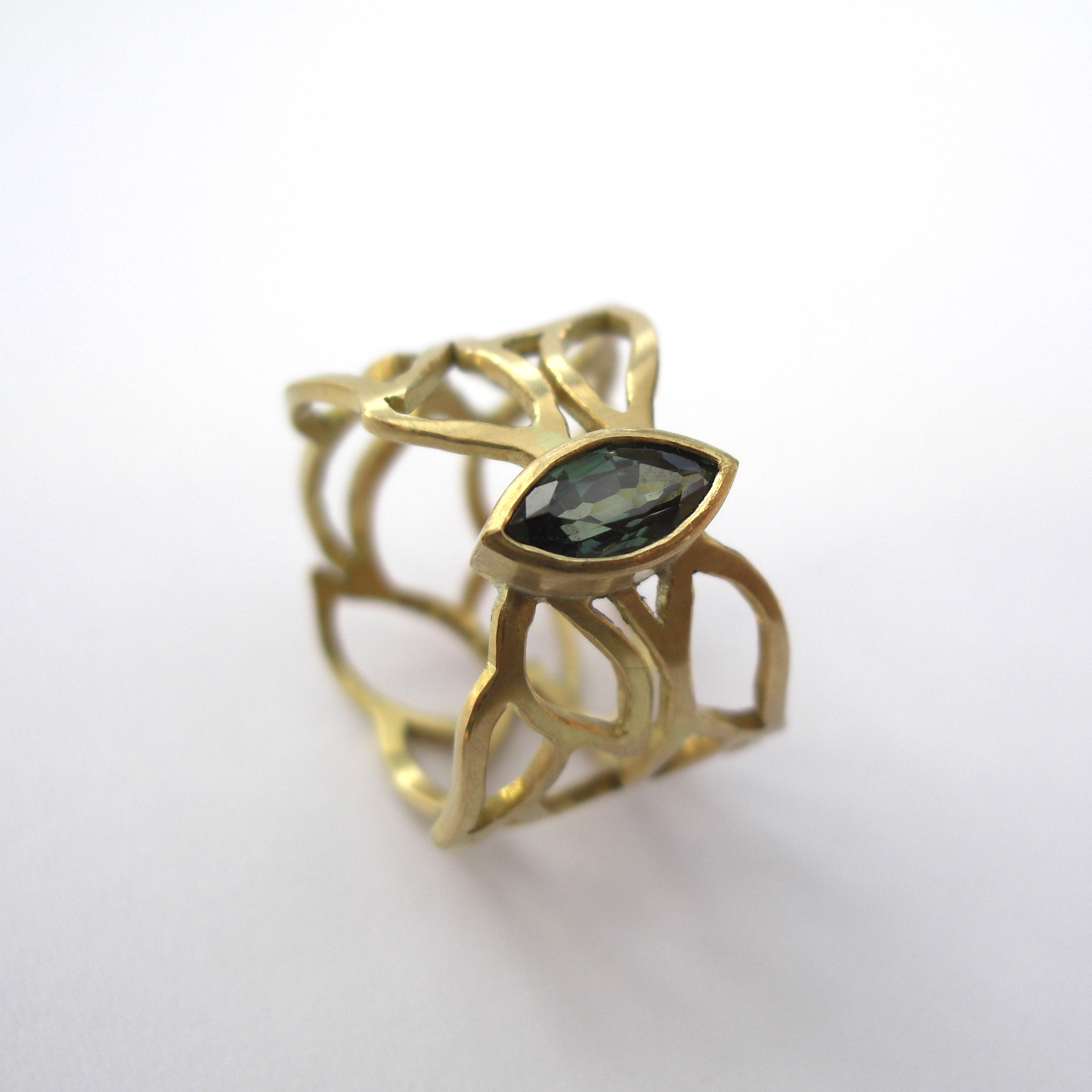 rings by cut contemporary engagement custom andreamueller made diamonds rough