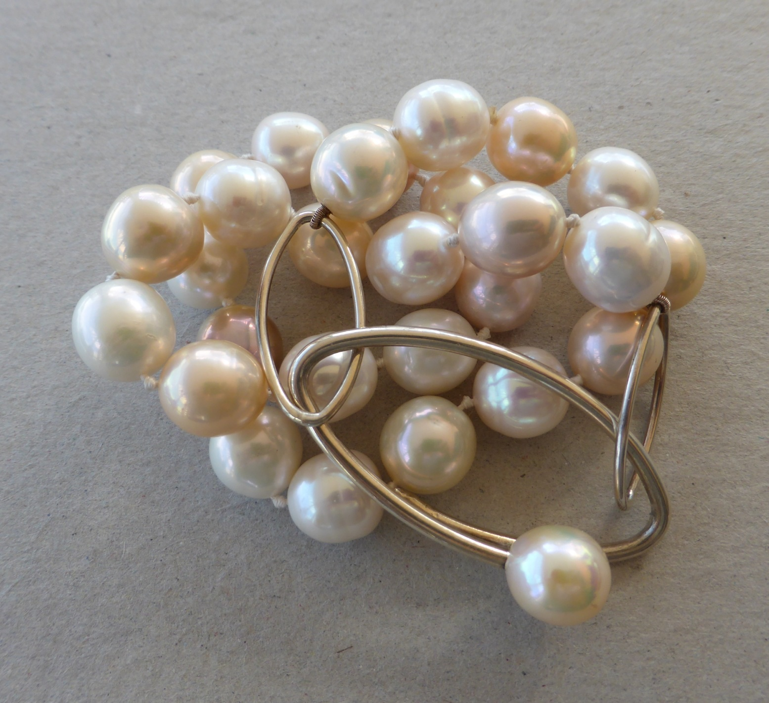 Something asian pearl necklace the question
